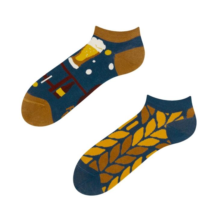 Sladové ponožky kotníkové