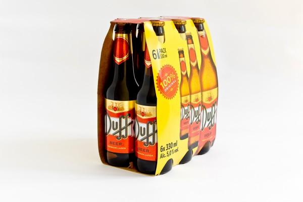 Duff Beer - 6 pack