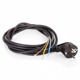 Kabel flex 3x0,75mm/2,5m
