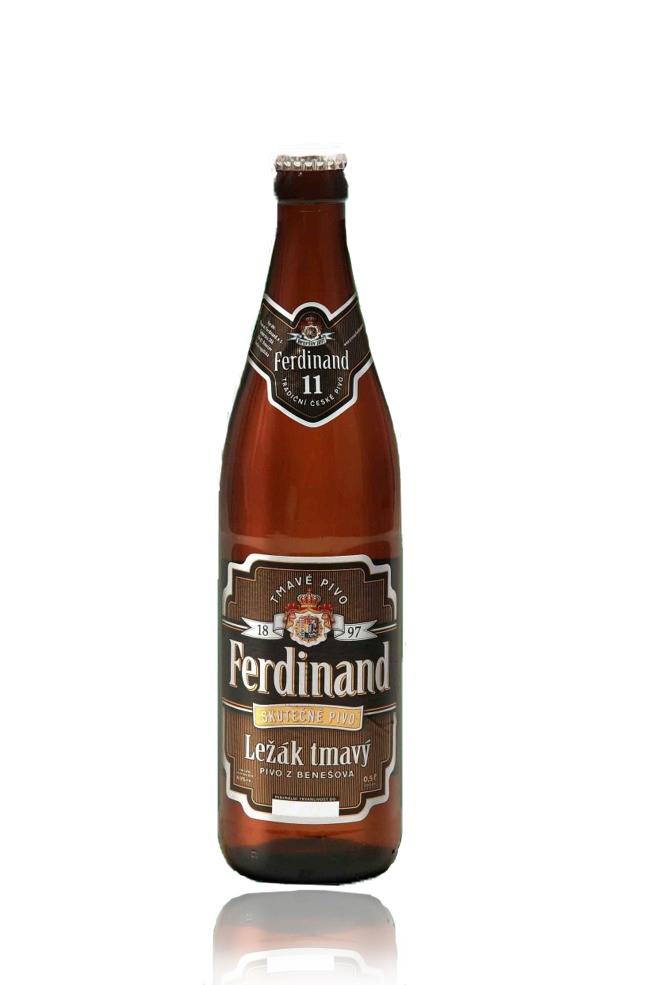 Ferdinand 11°  tmavý ležák