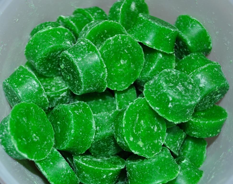 Mycí tablety skla