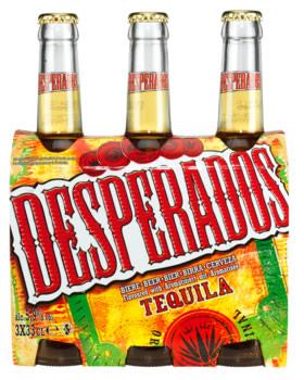 Desperados - 3 pack