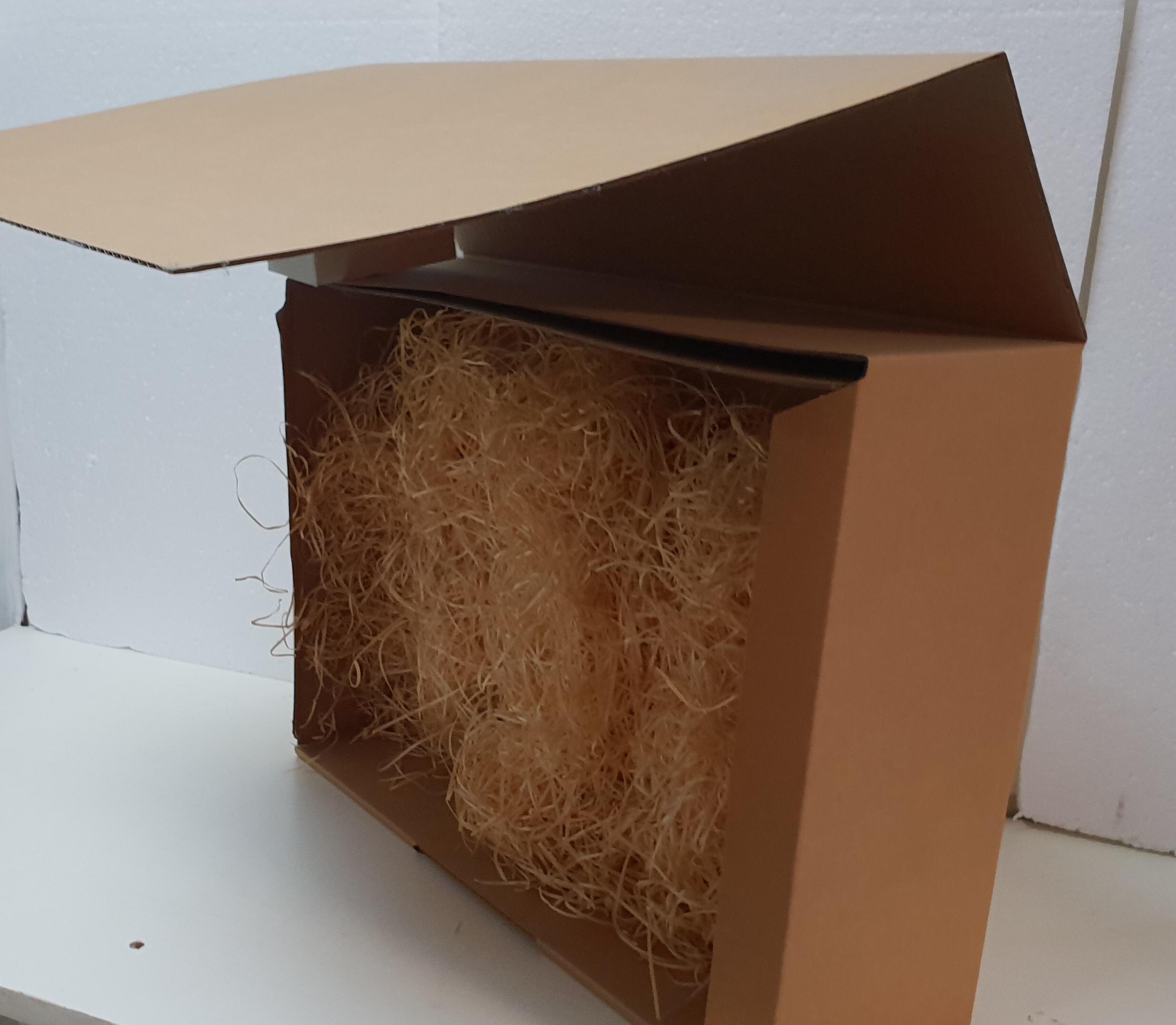 Dárková kartónová krabice