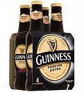 Guinness Extra stout - 4 pack