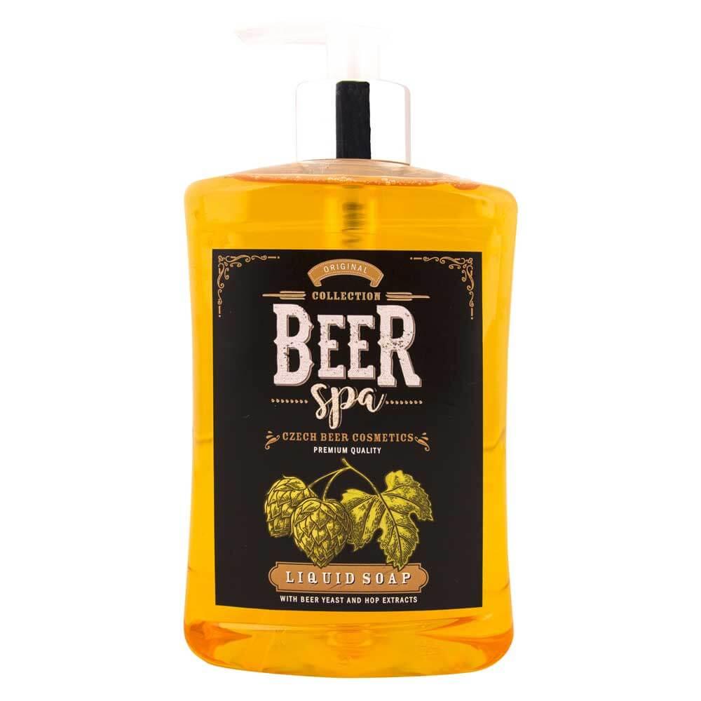 Beer Spa Pivní tekuté mýdlo