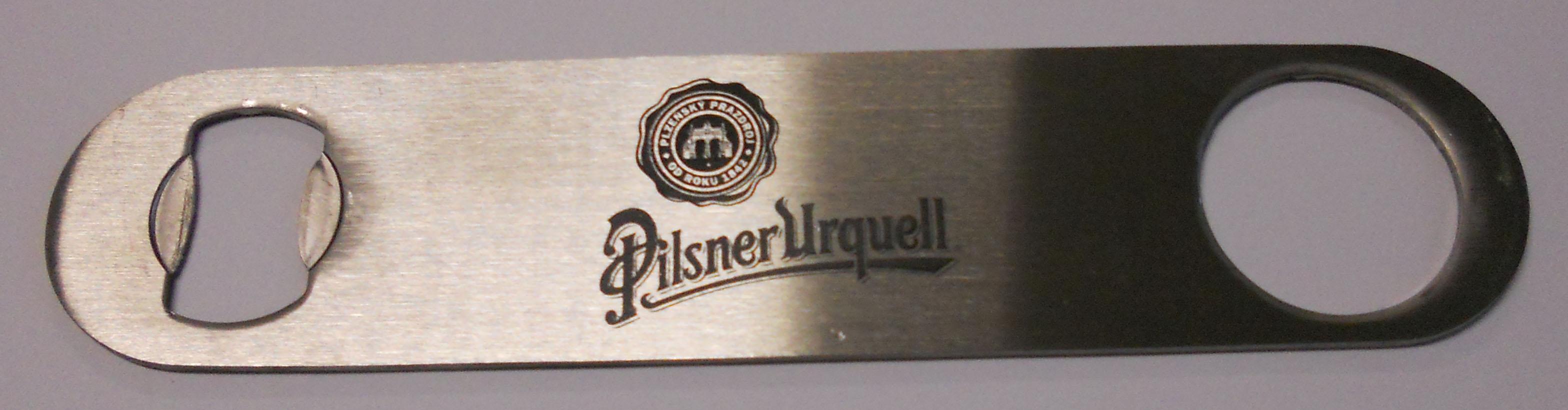 Pivní otvírák Pilsner Urquell