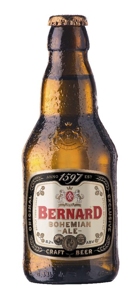 Bernard Bohemian ALE 16° 0,33l
