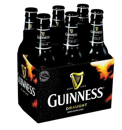 Guinness Draught - 6 pack