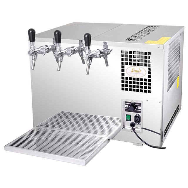 Výčepní zařízení AS-110 INOX 3xkohout