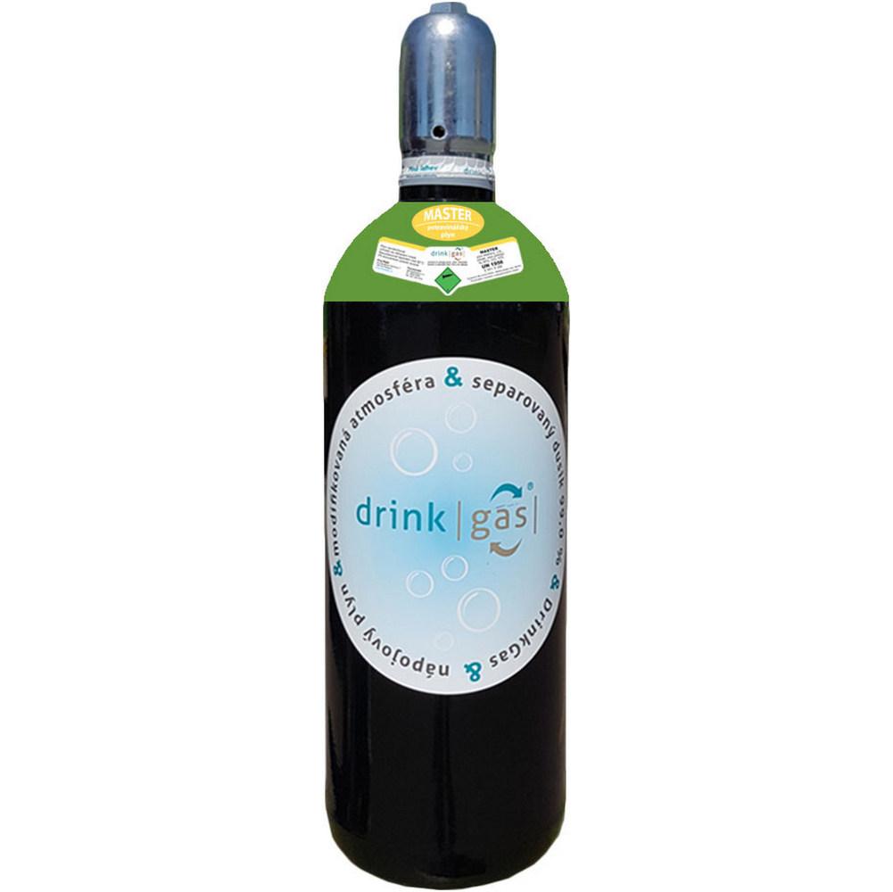 DrinkGAS směs N2+CO2 20l