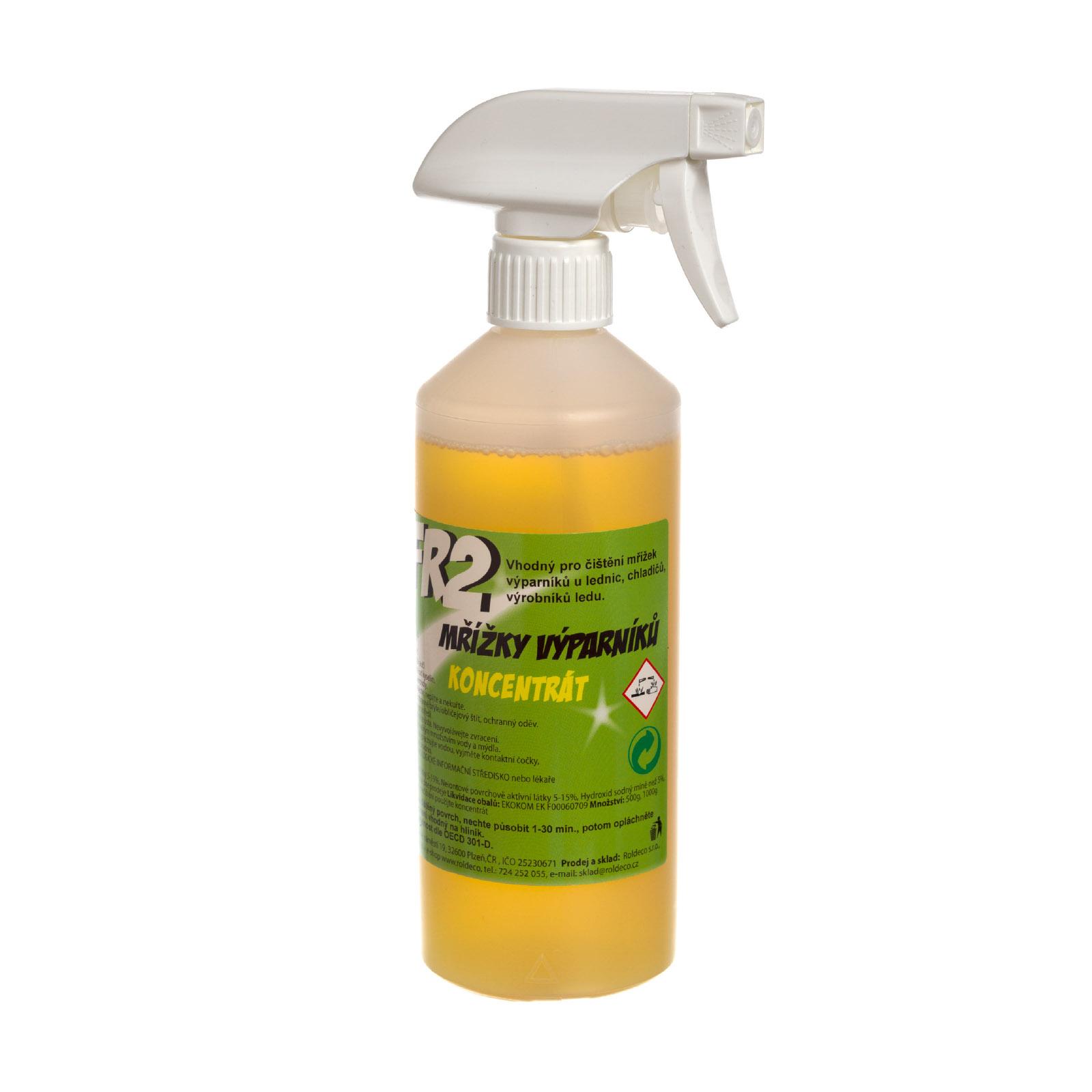Mycí prostředek Aktiv FR2 + rozprašovač